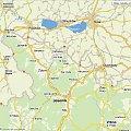 Ostrużna - mapka 1 #GrupaGórska #Grupa_Górska #Jeseniky #Jesioniki #spotkanie