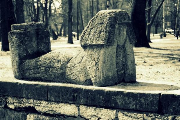 Wiosna w Parku Krakowskim
