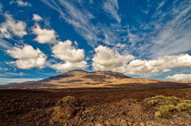 Pico del Teide i Pico Viejo