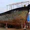 Do remontu ... może jeszcze popływa #Kołobrzeg #port