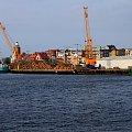 Kołobrzeg - port handlowy #Kołobrzeg #port