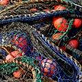 Sieci rybackie #Kołobrzeg #port