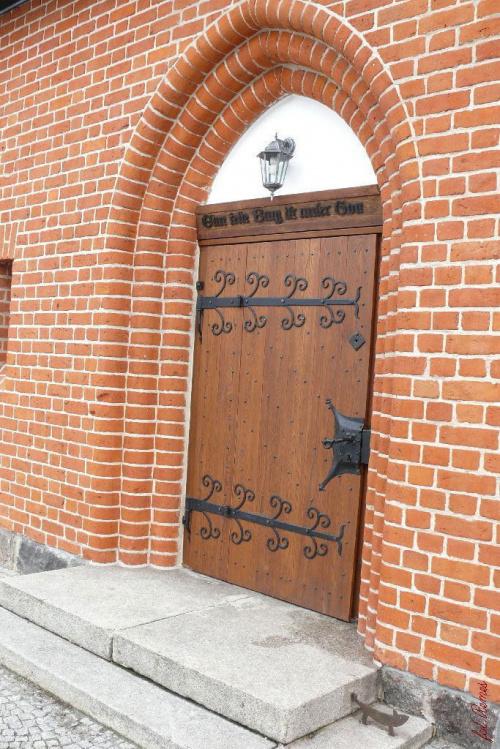Kościół Ewangelicko - Augsburski w Wejsunach #Wejsuny