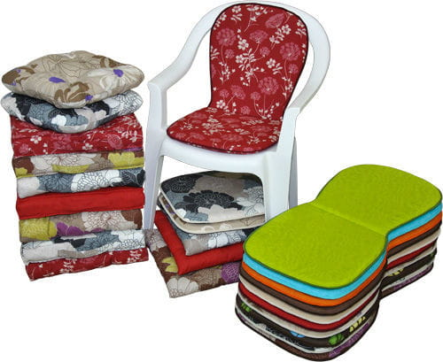 Materace I Poduszki Na Meble Ogrodowe : od poduszek na huśtawki i leżanki do poduszek na wszelkiego rodzaju