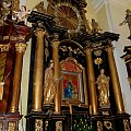 Bazylika Matki Bożej w Gidlach #kościoły