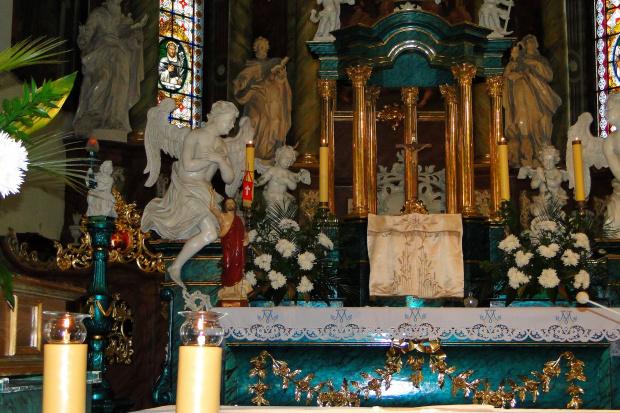 Bazylika Matki Bożej w Gidlach – kościół klasztorny Dominikanów pw. Wniebowzięcia Najświętszej Maryi Panny wybudowany w latach 1640-1655 #kościoły