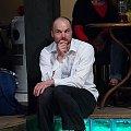 """Marcin Lewoń,Performens """"Podróż męska na południe"""", Rozmarino, Suwałki, 04/05/2013 #LewońMarcin #Perfomens #Rozmarino #Suwałki #teatr"""