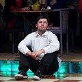 """Krzysztof Rudowicz, Performens """"Podróż męska na południe"""", Rozmarino, Suwałki, 04/05/2013 #RudowiczKrzysztof #Perfomens #Rozmarino #Suwałki #teatr"""