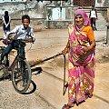 sekunda z życia w małej wiosce #Indie #ludzie #podroze #religia