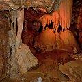 jeziorko w jaskini Na Pomezi #NaPomezi #Jeseniky #jaskinia #stalaktyt #jeziorko
