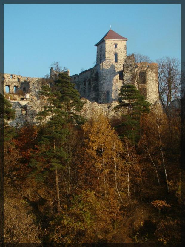 Zamek Tęczyn w Rudnie #Zamek #Tęczyn #Rudno
