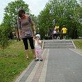 W parku Bienia - niespodzianka #PttkRajdOsiek