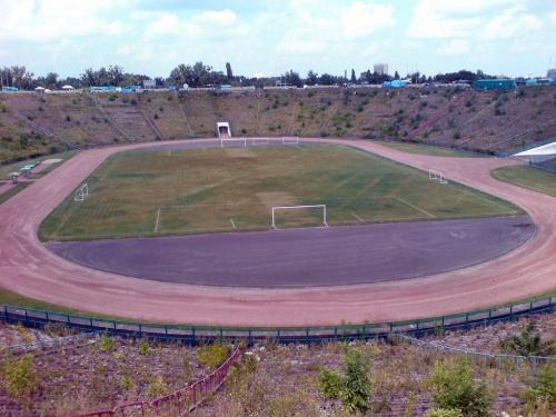 Stadion X- Lecia przed remontem