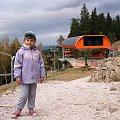 z urlopu w Karpaczu ... (5.10.2011) #dzieci #Karkonosze #Karpacz #wnusia