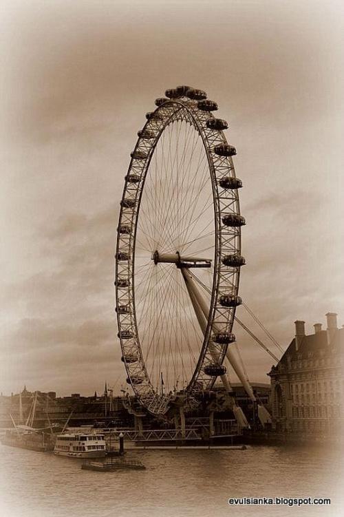 LONDON EYE #LONDON #LONDONEYE