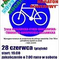 12h Nocny Maraton Rowerowy - Miechów 2013 #mdkmiechow
