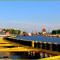Kołobrzeg - wejście do portu #Kołobrzeg #port