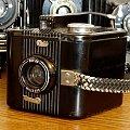 Kodak Six-20 Bull's Eye. 1938rok. USA #aparat
