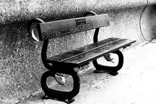Kolejna ławka