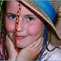 Beatka ... moje szczęście kochane :) #Lato #dziewczynka #portret