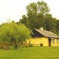 Mój rodzinny dom pod lasem. #domy