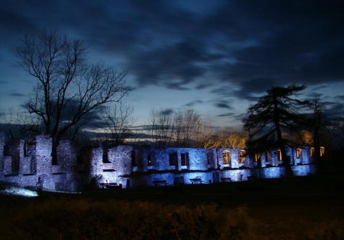 Na zamku w Toszku #Toszek #zamek
