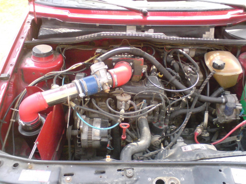silnik PN #SilnikPN #GolfII #BLOS #pierburg #ecotronic