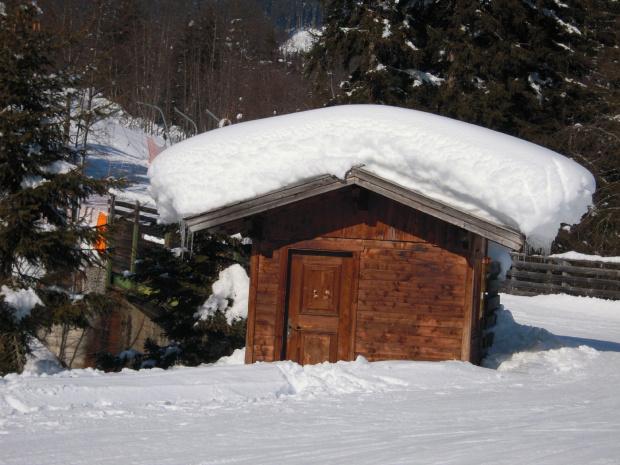 Königsleiten #Zillertal #góry #narty #zima
