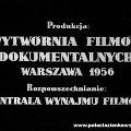 """Choć nie pada nazwa """"Staszów"""", można rozpoznać że o nie chodzi. Filmik nakręcono w 1956 roku. #film #miasteczko #staszów"""