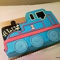 Tom dla Alusia #tom #Pociąg #lokomotywa #kolej #pociagi